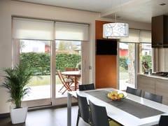 Porta-finestra alzante scorrevole in legno Porta-finestra alzante scorrevole - Scorrevoli