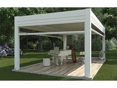Pergolato in alluminioPergocasa® SELF - ARQUATI SERVICE