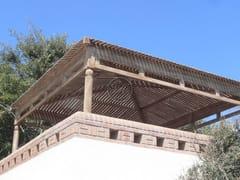 Pergolato autoportante in legnoPergolato 5 - GARDEN HOUSE LAZZERINI