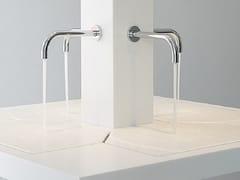 Piano lavabo / lavabo pubblicoLavabo pubblico - BAQUA