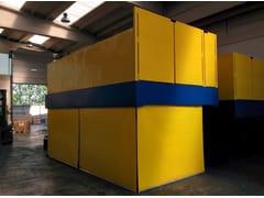 Piattaforma a pantografo per carico e scarico merciPiattaforme di carico/scarico - ARMO