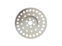 Piatto in PVCPiatto a diametro aumentato - 3THERM S.R.L.