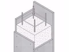 ITP, PROTEZIONE STRUTTURALE PILASTRO IN C.A. Protezione strutturale per pilastro in cemento armato