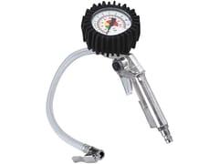 Accessorio per compressorePistola per gonfiaggio gomme con manometro - EINHELL ITALIA