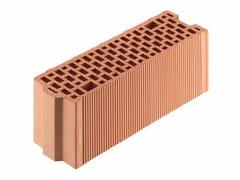 Blocco portante in laterizio per murature armate Porotherm 15-50/19 - Porotherm