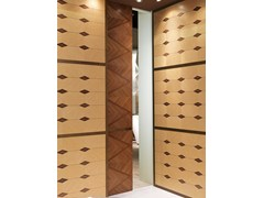 Porta a battente in legnoGALILEO | Porta - CARPANELLI