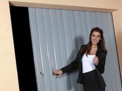 Portone da garagePorte scorrevoli - OFFICINE LOCATI