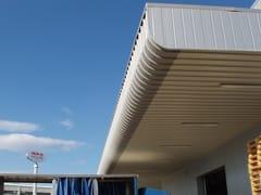 ELCOM SYSTEM, Lamiere stampate Pannello e lastra metallica per copertura