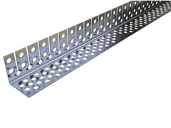 Knauf Italia, Profilo paraspigolo in acciaio Profilo paraspigolo curvabile in acciaio
