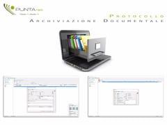 Software gestionale completo per la corrispondenzaPuntaNet Protocollo - PUNTANET