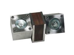 Proiettore per esterno orientabile in acciaio inoxQ-BIC | Proiettore per esterno - ROYAL BOTANIA
