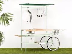 Officine Tamborrino, Q-CINA Cucina mobile