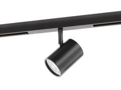 Illuminazione a binario a LED in alluminioQ1 48V - BUZZI & BUZZI