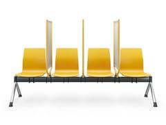 Seduta su barra in acciaioQ3 PHASE.2 | Seduta su barra - SESTA