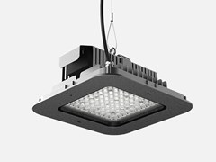 Lampada a sospensione a LED in alluminio pressofusoQH | Lampada a sospensione - LANZINI