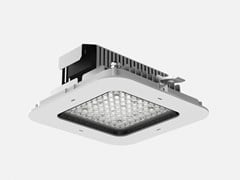 Proiettore per esterno a LED in alluminio pressofusoQI | Proiettore industriale - LANZINI