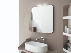 ARBLU, QUADRA | Specchio quadrato  Specchio quadrato