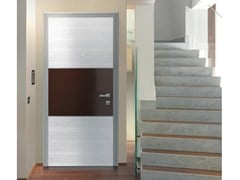 Pannello di rivestimento per porte blindateQUADRANTE - ALIAS SECURITY DOORS