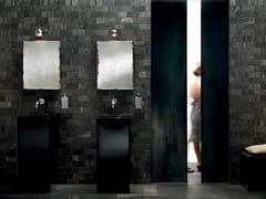 Pavimento/rivestimento in gres porcellanato effetto pietraQUARRY BLACK - ASTOR CERAMICHE