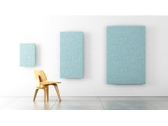 Pannello acustico a parete in feltroQUARTETTO | Pannello acustico a parete - LVB ACOUSTICS
