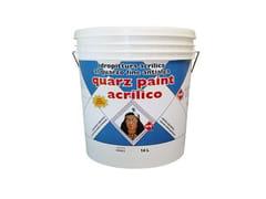 Idropittura acrilica al quarzo fine antialgaQUARZ PAINT ACRILICO - ARD RACCANELLO