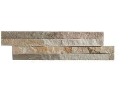 Rivestimento in pietra naturale per esterniQUARZITE GIALLA SOTTILE | Rivestimento - GRANULATI ZANDOBBIO