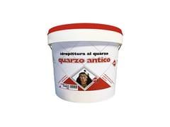 Idropittura al quarzo antialgaQUARZO ANTICO AA - ARD RACCANELLO