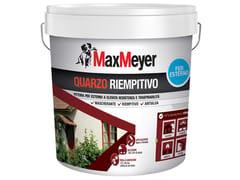 Pittura al quarzoQUARZO RIEMPITIVO - MAXMEYER BY CROMOLOGY ITALIA