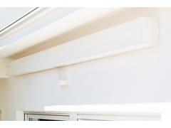 Tenda da sole cassonata motorizzata a bracciQUBICA PLUMB - KE PROTEZIONI SOLARI