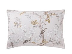 Federa in cotone con motivi florealiQUINTESSENCE | Federa - ALEXANDRE TURPAULT