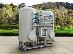 Impianti di Filtrazione Sabbia Quarzifera - Carboni AttiviSistema di filtrazione quarzo - carbone - GAZEBO
