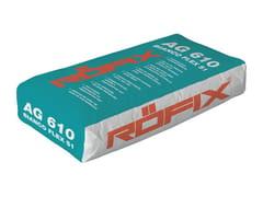 RÖFIX, RÖFIX AG 610 FLEX Bianco Adesivo cementizio per pavimento