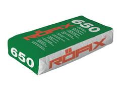 RÖFIX, RÖFIX AG 650 FLEX S1 Adesivo cementizio per pavimento