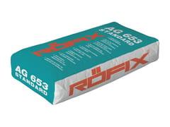 RÖFIX, RÖFIX AG 653 STANDARD Malta adesiva naturale