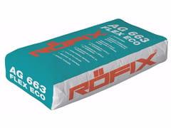 RÖFIX, RÖFIX AG 663 FLEX eco Adesivo cementizio per pavimento
