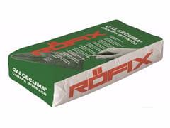 Intonaco a base calce idraulica naturale e canapaRÖFIX CalceClima® Canapa Intonaco - RÖFIX