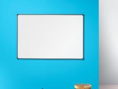 Lavagna per ufficio magnetica in alluminio a pareteR · PET | Lavagna per ufficio a parete - PLANNING SISPLAMO