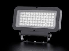 Proiettore per esterno a LED orientabile in alluminio pressofuso R/R1 | Proiettore per esterno - R