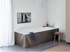 Vasca da bagno in Corian rivestibileR1 PANNELLABILE - REXA DESIGN