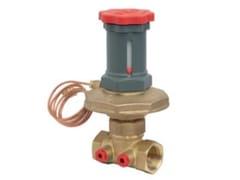 Valvola di controllo pressione differenzialeR206C - GIACOMINI