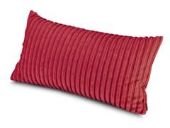 Cuscino rettangolare in velluto RABAT | Cuscino rettangolare - Poppies Day