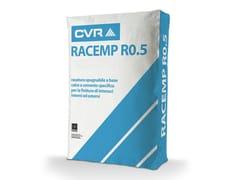 Rasante per intonacoRACEMP R0,5 - CVR