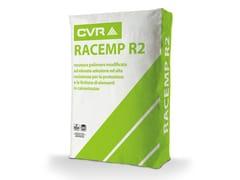 CVR, RACEMP R2 Malta e betoncino per il ripristino