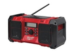 Radio da cantiere RADIO M18 JSR DAB+-0 - MILWAUKEE ELECTRIC TOOL CORPORATION