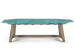 Tavolo da giardino in pietra lavicaRAFAEL | Tavolo in pietra lavica - ETHIMO