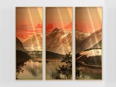 Stampa ad alta qualità fotografica su lastra AllurexRAMSDAL COUNTY NCD-AG-B035-MN - SPAZIO 81