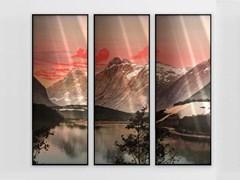 Stampa ad alta qualità fotografica su lastra AllurexRAMSDAL COUNTY NCD-AS-B035-MN - SPAZIO 81