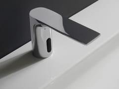 Miscelatore per lavabo da piano elettronicoRAN | Miscelatore per lavabo elettronico - RUBINETTERIE 3M