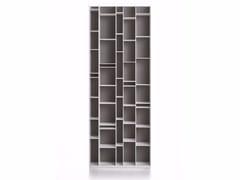 Libreria modulare in fibra di legnoRANDOM 2017 - MDF ITALIA