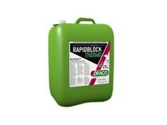 DRACO, RAPIDBLOCK THERMO Additivo fluidificante per massetti conduttivi